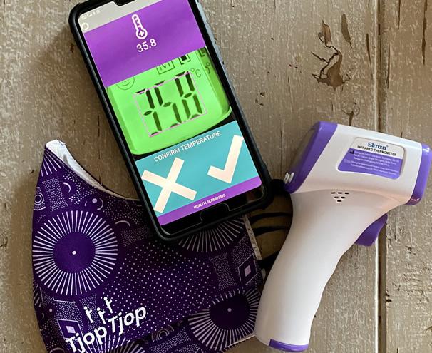 TjopTjop mobile device